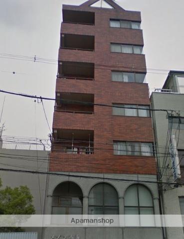 大阪府大阪市天王寺区、桃谷駅徒歩12分の築26年 7階建の賃貸マンション