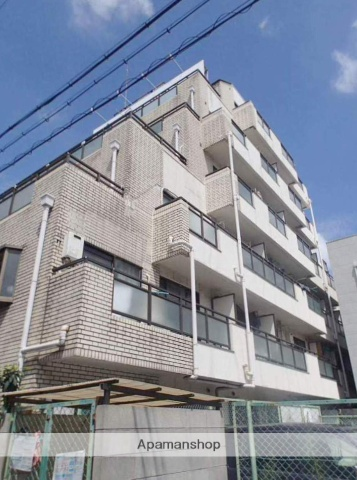 大阪府大阪市東成区、今里駅徒歩2分の築29年 6階建の賃貸マンション