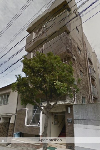大阪府大阪市天王寺区、鶴橋駅徒歩12分の築45年 5階建の賃貸マンション