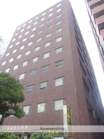 大阪府大阪市天王寺区、大阪上本町駅徒歩4分の築36年 11階建の賃貸マンション