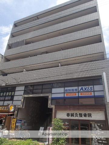 大阪府大阪市東成区、今里駅徒歩11分の築27年 7階建の賃貸マンション