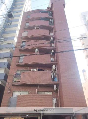 大阪府大阪市天王寺区、鶴橋駅徒歩1分の築34年 8階建の賃貸マンション