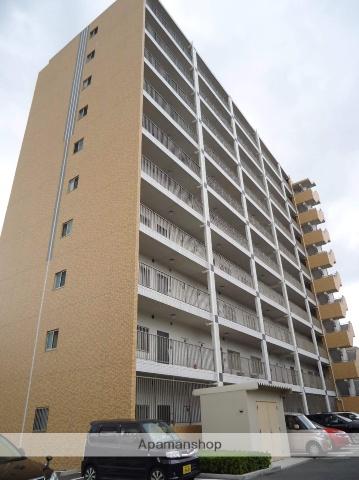 大阪府大阪市東成区、緑橋駅徒歩14分の築5年 10階建の賃貸マンション