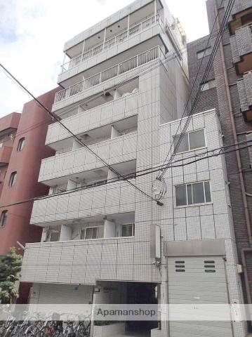 大阪府大阪市天王寺区、鶴橋駅徒歩4分の築30年 8階建の賃貸マンション