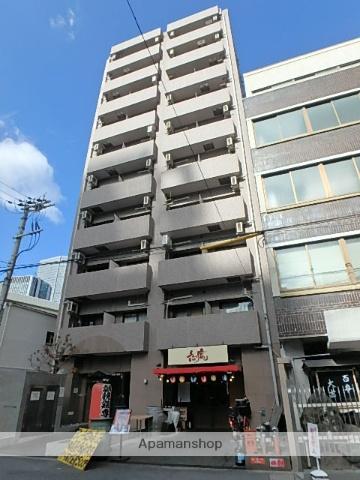 大阪府大阪市北区、梅田駅徒歩4分の築15年 11階建の賃貸マンション