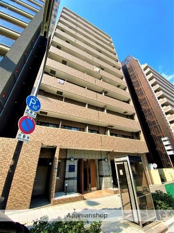大阪府大阪市中央区、なにわ橋駅徒歩11分の築15年 12階建の賃貸マンション