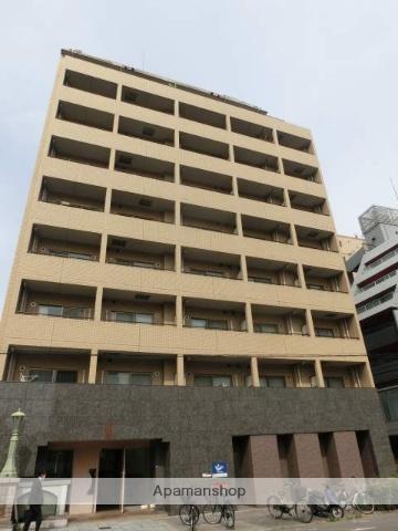 大阪府大阪市中央区、堺筋本町駅徒歩6分の築13年 11階建の賃貸マンション