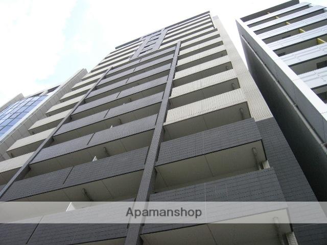 大阪府大阪市中央区、天満橋駅徒歩3分の築12年 15階建の賃貸マンション