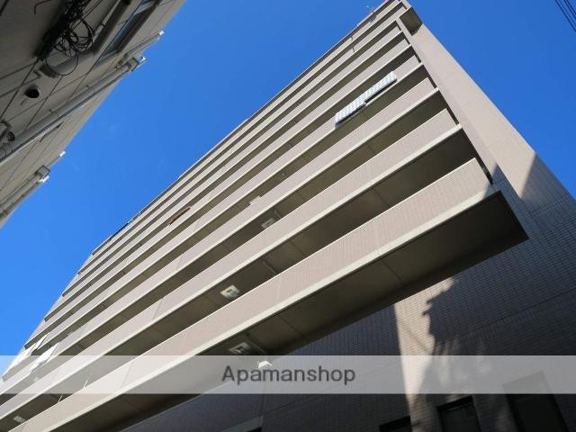 大阪府大阪市北区、天満駅徒歩3分の築21年 11階建の賃貸マンション