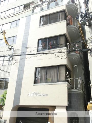 大阪府大阪市中央区、天満橋駅徒歩2分の築36年 6階建の賃貸マンション