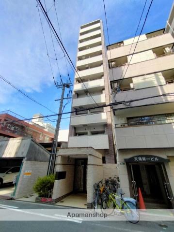 大阪府大阪市北区、大阪天満宮駅徒歩6分の築3年 11階建の賃貸マンション