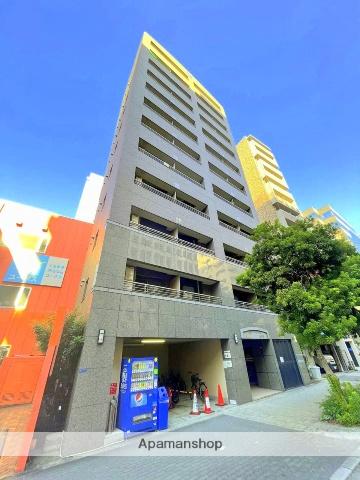 大阪府大阪市中央区、天満橋駅徒歩9分の築14年 12階建の賃貸マンション