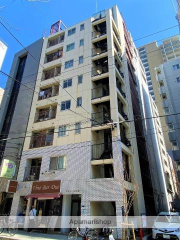 大阪府大阪市中央区、天満橋駅徒歩7分の築31年 8階建の賃貸マンション