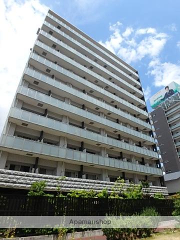 大阪府大阪市北区、中津駅徒歩2分の築5年 11階建の賃貸マンション