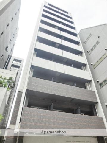 大阪府大阪市中央区、心斎橋駅徒歩5分の築2年 11階建の賃貸マンション