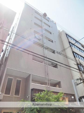 大阪府大阪市中央区、天満橋駅徒歩4分の築15年 9階建の賃貸マンション