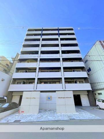 大阪府大阪市中央区、谷町六丁目駅徒歩5分の築5年 9階建の賃貸マンション
