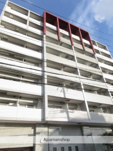 大阪府大阪市都島区、京橋駅徒歩3分の築10年 8階建の賃貸マンション