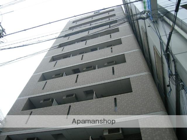 大阪府大阪市北区、北新地駅徒歩6分の築13年 10階建の賃貸マンション