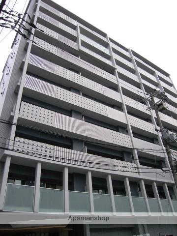 大阪府大阪市中央区、谷町六丁目駅徒歩7分の築4年 10階建の賃貸マンション