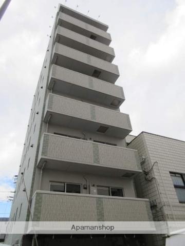大阪府大阪市都島区、京橋駅徒歩11分の築3年 8階建の賃貸マンション