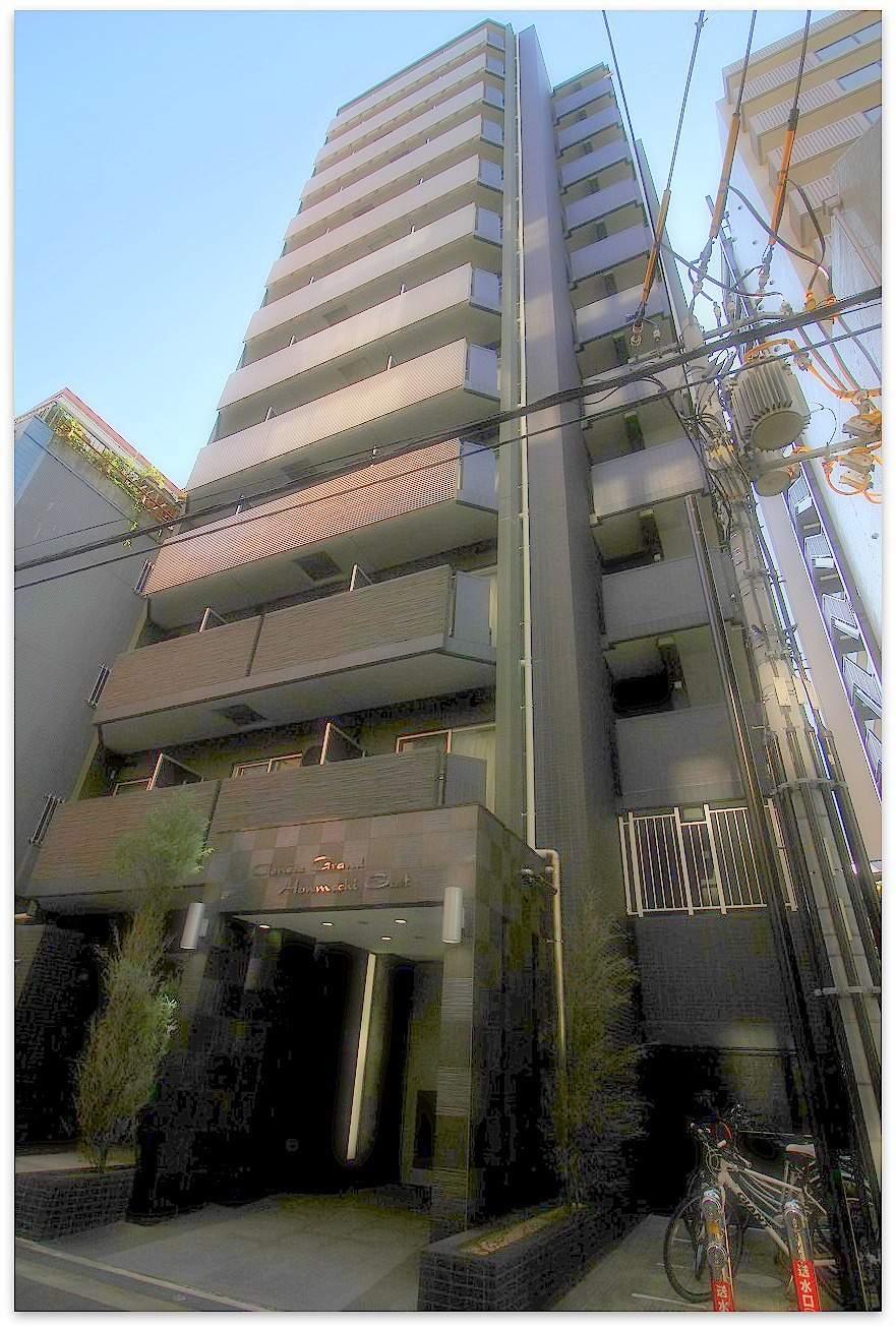大阪府大阪市中央区、天満橋駅徒歩14分の築7年 12階建の賃貸マンション