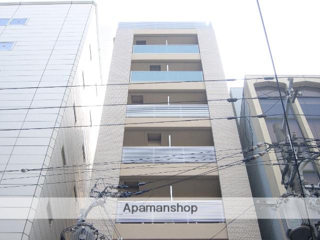 大阪府大阪市中央区、心斎橋駅徒歩8分の築5年 10階建の賃貸マンション