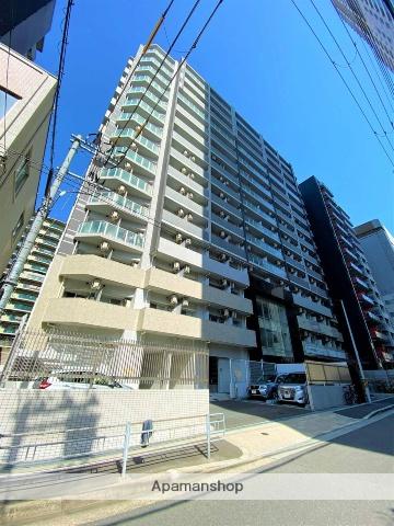 大阪府大阪市中央区、天満橋駅徒歩6分の築5年 15階建の賃貸マンション