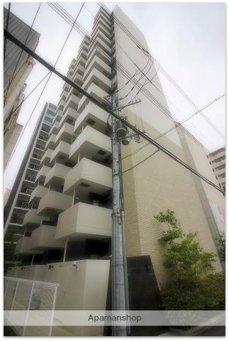 大阪府大阪市中央区、谷町四丁目駅徒歩6分の築3年 15階建の賃貸マンション