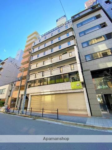 大阪府大阪市中央区、天満橋駅徒歩5分の築30年 11階建の賃貸マンション