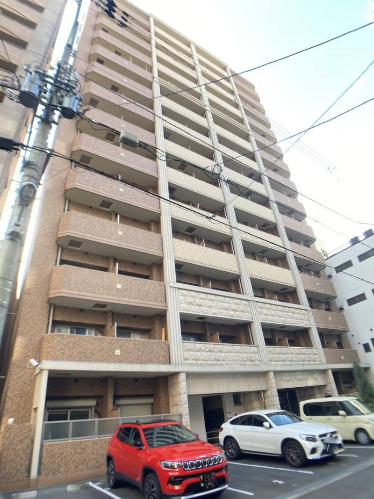 大阪府大阪市北区、大阪天満宮駅徒歩6分の築5年 14階建の賃貸マンション