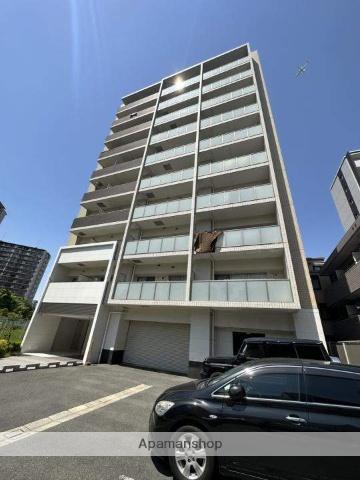 大阪府大阪市都島区、大阪城北詰駅徒歩15分の築4年 9階建の賃貸マンション