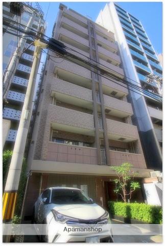 大阪府大阪市中央区、天満橋駅徒歩10分の築13年 11階建の賃貸マンション