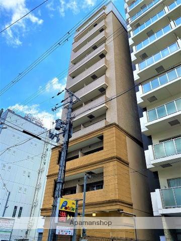 大阪府大阪市中央区、なにわ橋駅徒歩10分の築11年 11階建の賃貸マンション