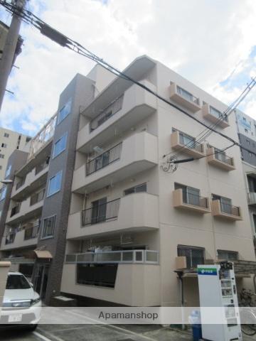 大阪府大阪市城東区、京橋駅徒歩12分の築38年 4階建の賃貸マンション