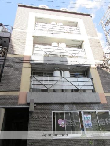 大阪府大阪市城東区、鴫野駅徒歩15分の築17年 4階建の賃貸マンション