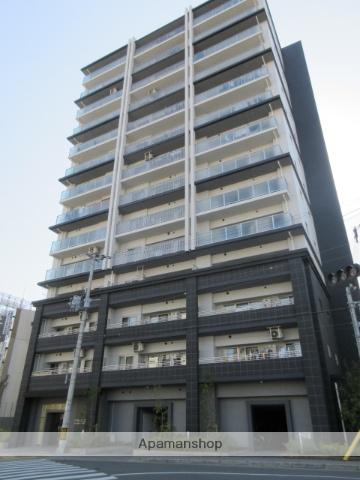 大阪府大阪市都島区、大阪城北詰駅徒歩8分の築1年 14階建の賃貸マンション