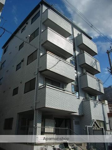 大阪府大阪市城東区、鴫野駅徒歩9分の築25年 5階建の賃貸マンション