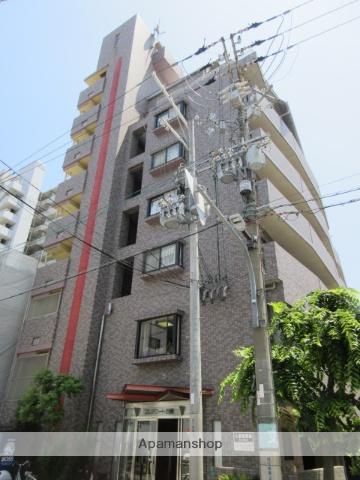 大阪府大阪市都島区、京橋駅徒歩3分の築20年 8階建の賃貸マンション