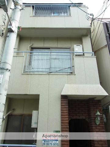 大阪府大阪市城東区、鴫野駅徒歩13分の築31年 3階建の賃貸マンション