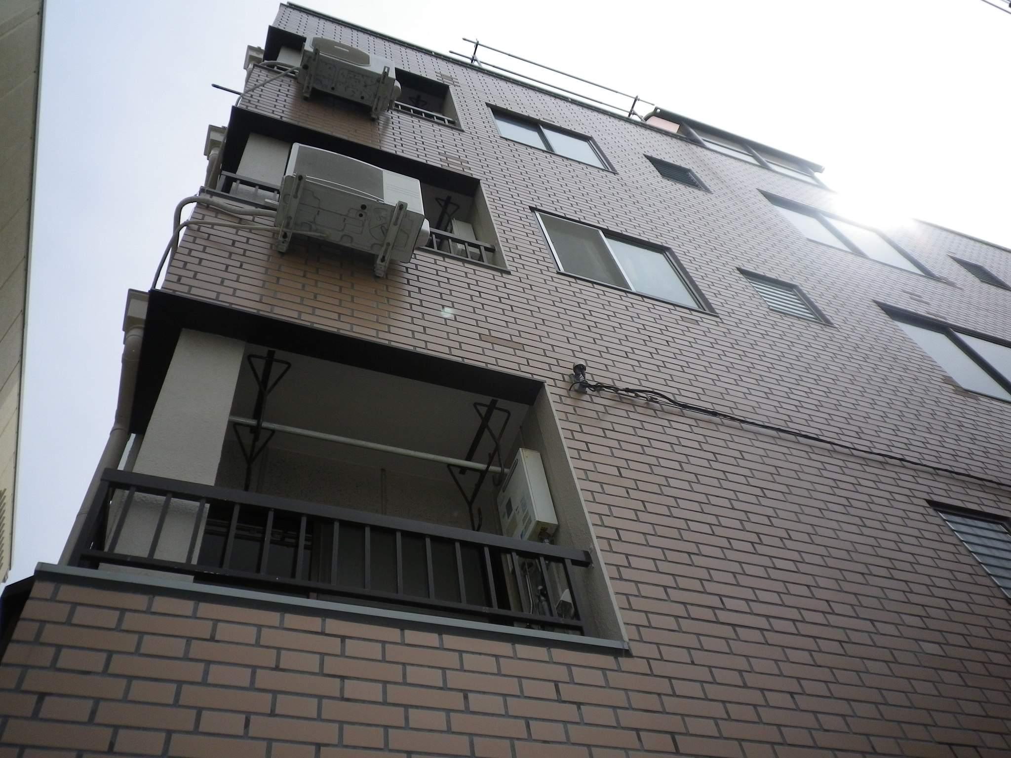 大阪府大阪市都島区、野江駅徒歩11分の築24年 5階建の賃貸マンション