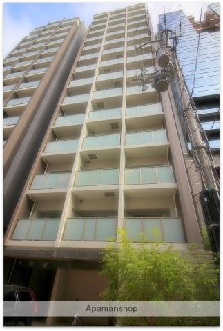 大阪府大阪市中央区、心斎橋駅徒歩4分の新築 14階建の賃貸マンション