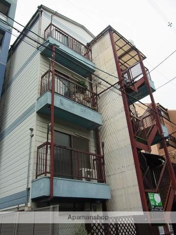 大阪府大阪市城東区、京橋駅徒歩16分の築19年 4階建の賃貸マンション