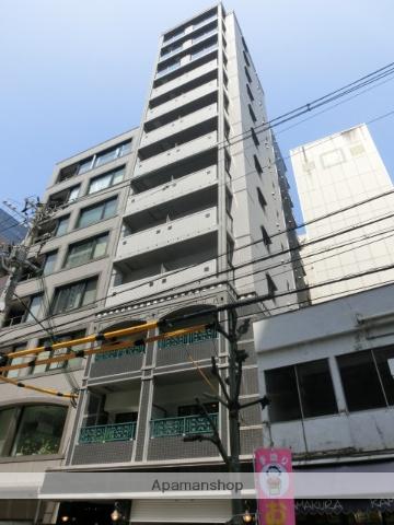 大阪府大阪市中央区、なにわ橋駅徒歩10分の新築 13階建の賃貸マンション