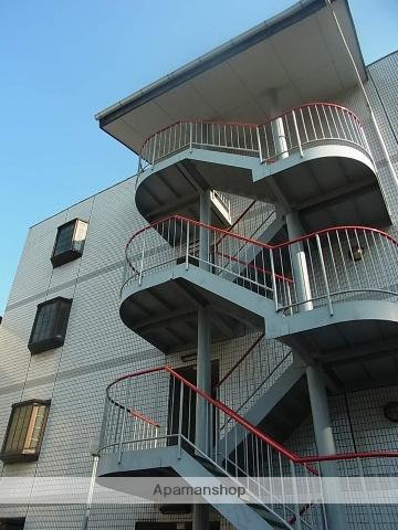 大阪府大阪市城東区、鴫野駅徒歩14分の築27年 4階建の賃貸マンション