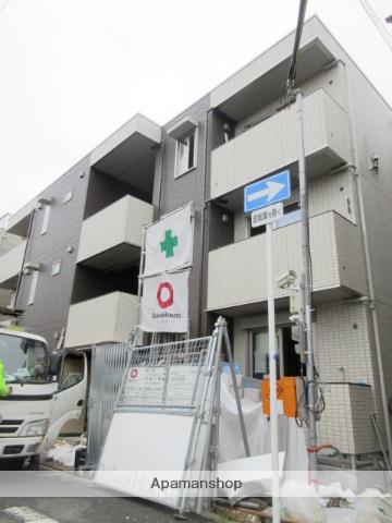 大阪府大阪市城東区、鴫野駅徒歩6分の新築 3階建の賃貸マンション