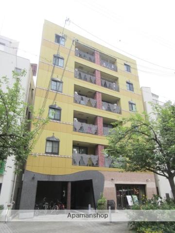 大阪府大阪市都島区、京橋駅徒歩1分の築7年 6階建の賃貸マンション