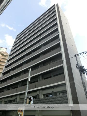 大阪府大阪市東成区、森ノ宮駅徒歩11分の新築 13階建の賃貸マンション