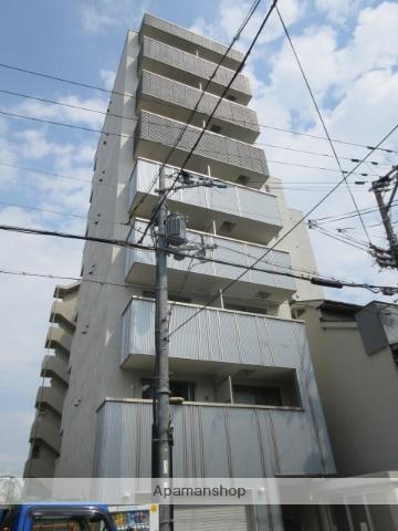大阪府大阪市都島区、天満駅徒歩18分の新築 8階建の賃貸マンション