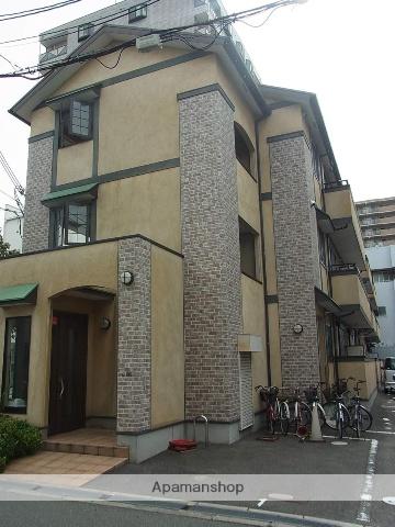 大阪府大阪市鶴見区、徳庵駅徒歩19分の築13年 3階建の賃貸アパート